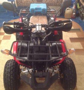 """Подростковый квадроцикл Hummer 125cc """"8"""""""