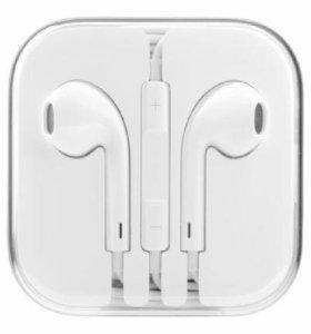 Apple наушники EarPods