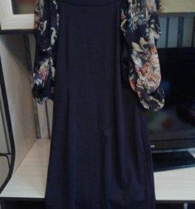Платье 52 р-р