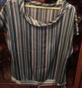Блузка-шёлк