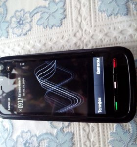 Nokia 5800 XpressMusic Black Blue