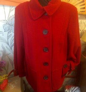 Пальто размер 52-54