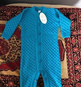 Новый костюм на 86-92