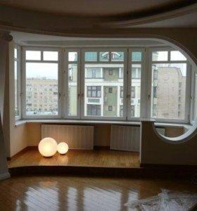 Выполним комплексный ремонт квартир