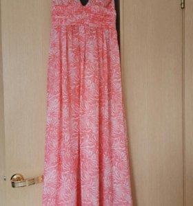 Платье (Сарафан) шифоновое