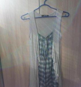 Блузки и туника