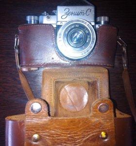 Фотоаппарат  зенит с