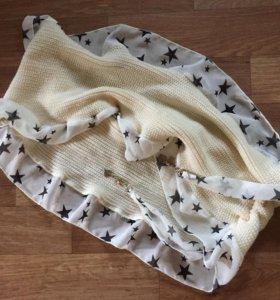 Новый шарф снуд