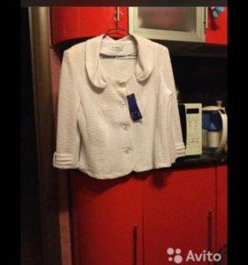 Пиджак новый размер 50