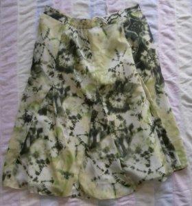 Костюм: блузка, юбка