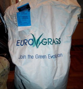 Семена газонных трав: мятлик, овсяница, райграс