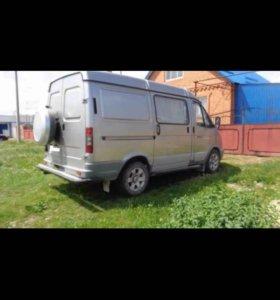 Продается ГАЗ Соболь 2752(Баргузин)