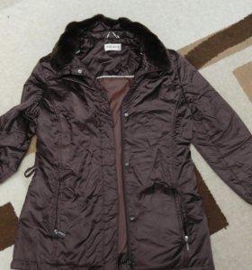 Куртка весенне-осенняя р. 46