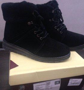 Ботинки зимние nobbaro