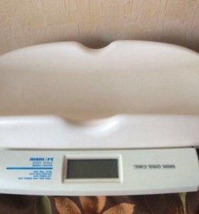 Детские весы momert 6470