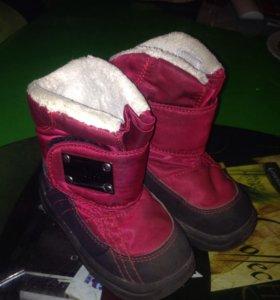 MARUCCI детские зимние сапоги