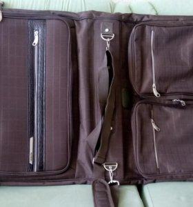 Портале - дорожная сумка для костюма