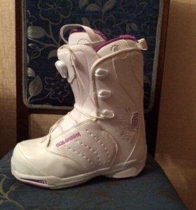 Ботинки сноубордические Salomon F22