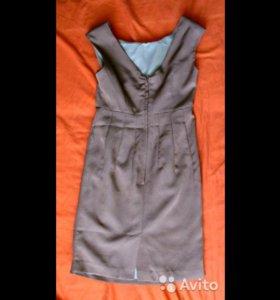 Платье H&M на стройную девушку