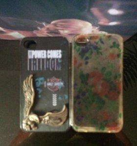 Чехлы для 4 Iphone