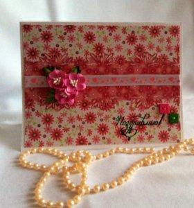 Конверты, открытки
