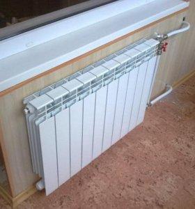 Сантехника в ваш дом отопление