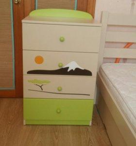 Детская мебель Багги б / у