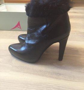Осенне -весенние ботинки
