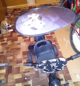 Капелла трёх колёсный велосипед