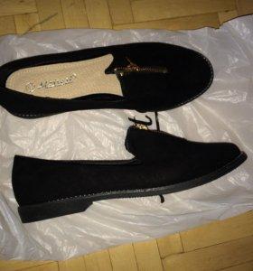 Осенние ботиночки 39 размер