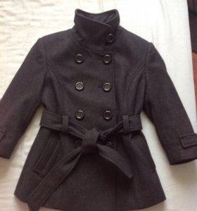 Пальто savage шерстяное