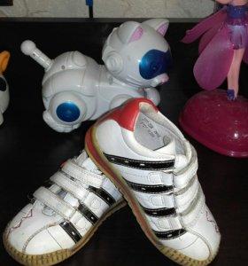 Ботиночки детские Антилопа