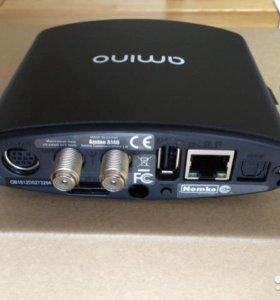 Телевизионная приставка IP STB Amino A140