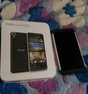 HTC Desire 820g dual sim полный комплект + чехол