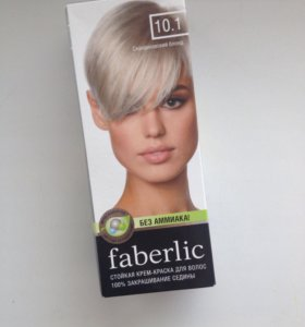 "Краска для волос ""faberlic"""