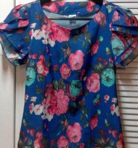 Новая блузка 42 р.