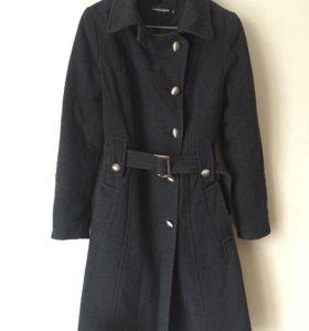 Пальто бушлат утеплённое