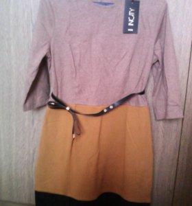 Платье р-р 48  новое