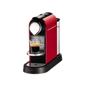 Капсульная кофемашина Nespresso Krups