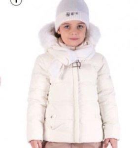 Куртка зимняя новая Stillini р.122