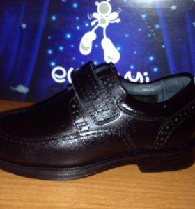 Туфли для мальчика. Р.25