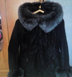 Зимняя куртка,48-50