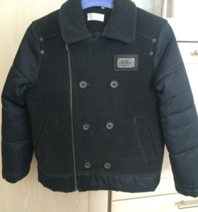 Пальто на мальчика рост 104 ( новое)