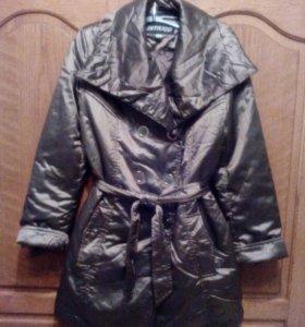 Пальто на рост 152-158