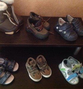 Обувь р.19-23 детская Новая и б/у