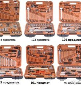 Набор инструментов 33.88.101.105.119.134 предметов
