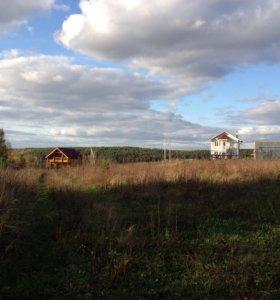 Земельный участок в коттеджном поселке