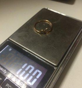 Кольцо 585 р18 1.00
