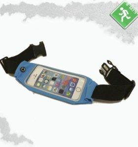 Чехол на пояс для смартфона с диагональю до 5,5 д