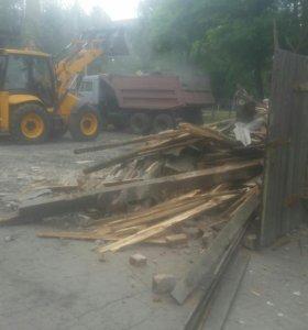 Вывоз строительного мусора !!!